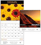 Motivations Spiral Wall Calendars